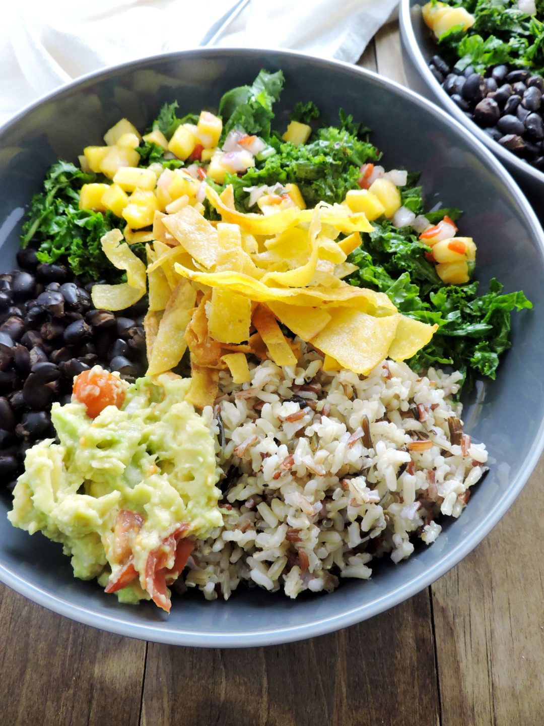 Burrito Power Bowls