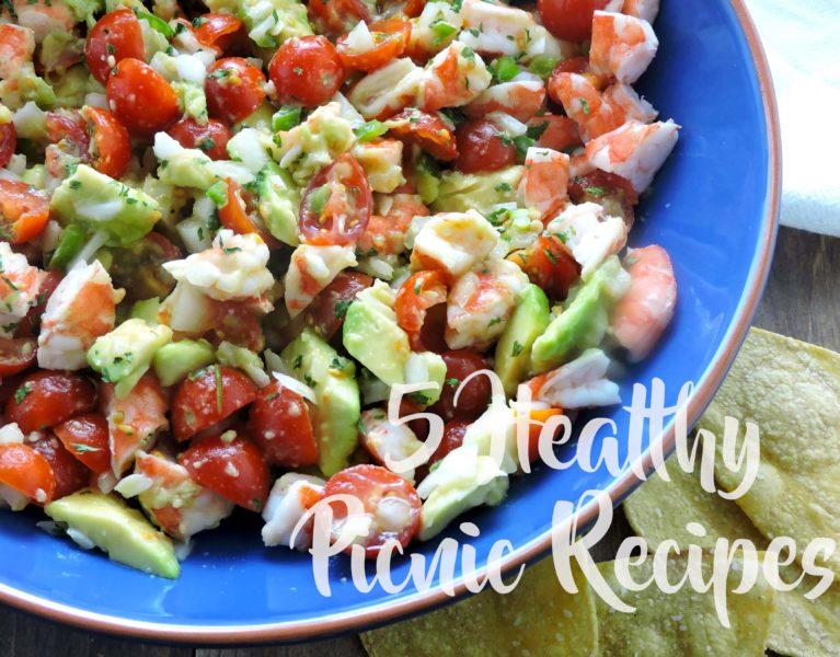 5 healthy labor day picnic recipes