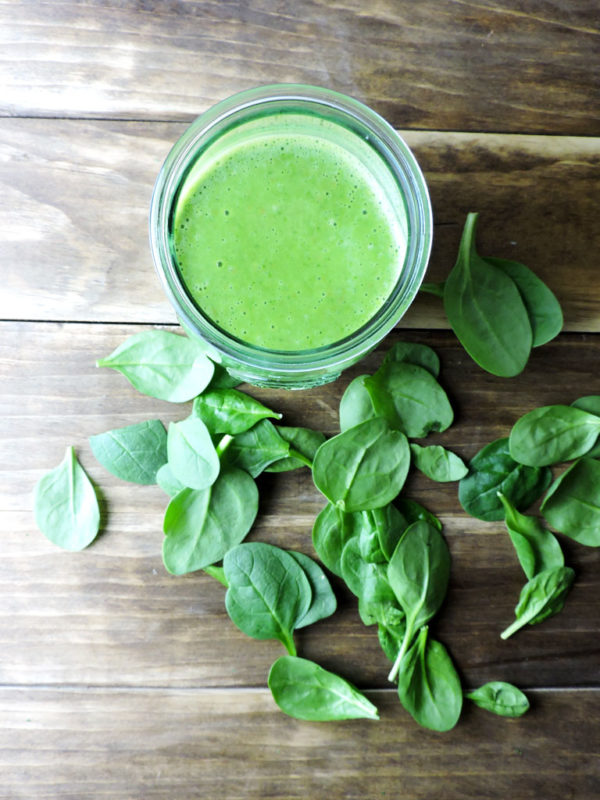 It's Easy Being Green Smoothie
