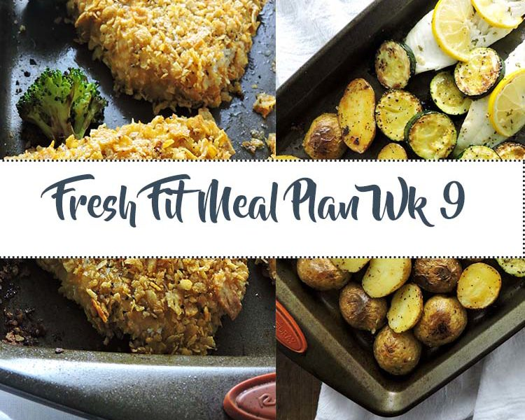 Fresh Fit Meal Plan Guide Week 9