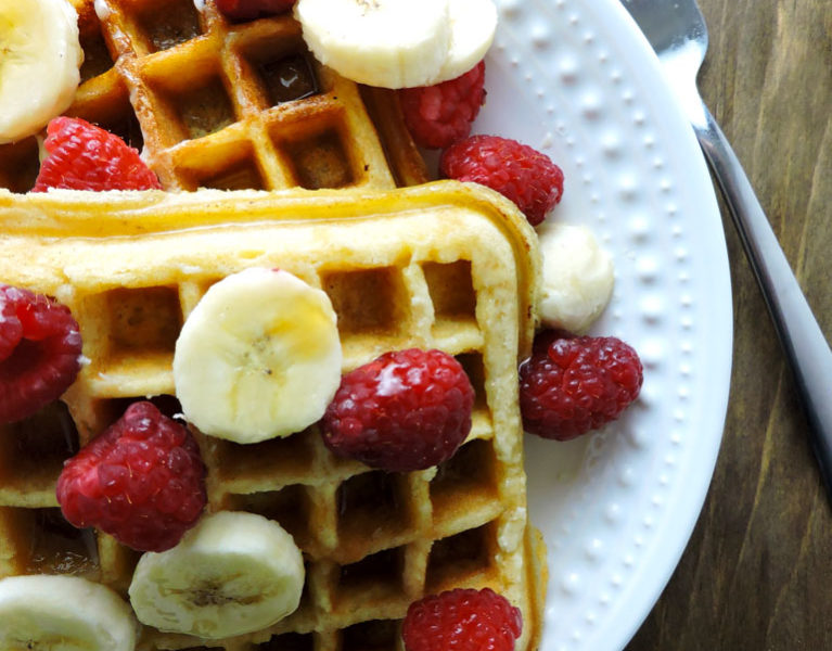 Whole Grain Buttermilk Style Waffles