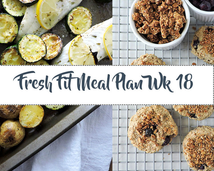 Fresh Fit Meal Plan Guide Week 18