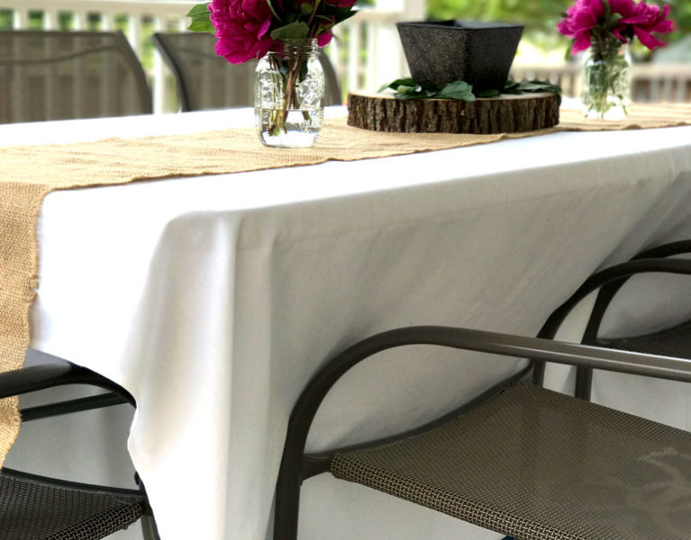 Easy Elegant Affordable Outdoor Dinner Parties