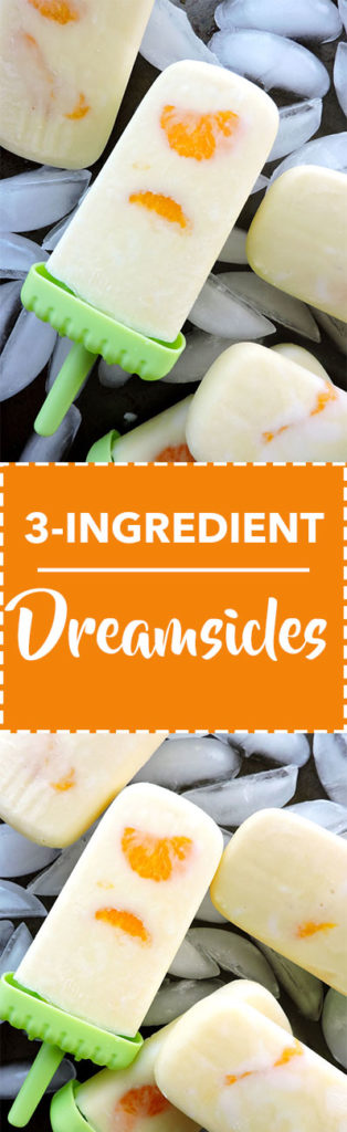 3 Ingredient Dreamsicles