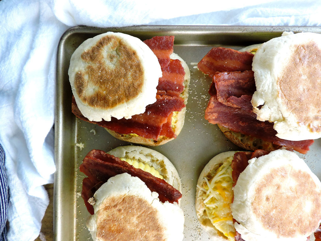 make ahead healthy breakfast sandwiches fresh fit kitchen