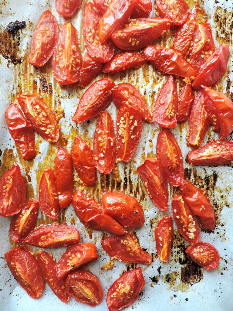 Roasted Tomato Blender Marinara