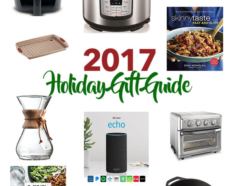 Holiday Foodie Gift Guide 2017